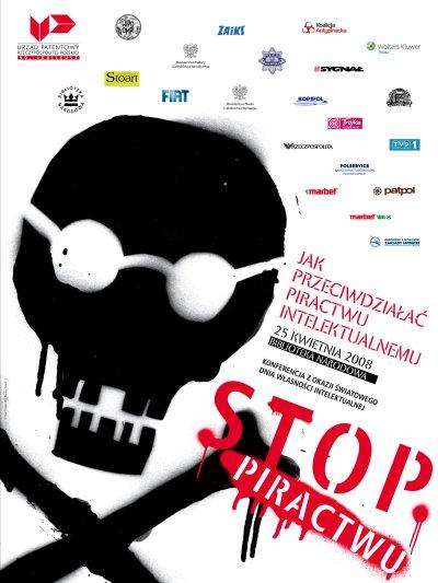 Konferencja ?Jak przeciwdziałać piractwu intelektualnemu?